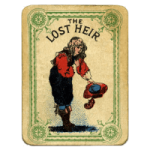 Lost Heir playing card